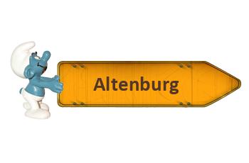 Pflegestützpunkte in Altenburg