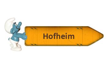 Pflegestützpunkte in Hofheim